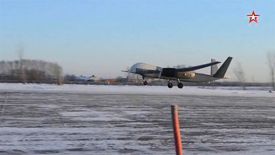 Nga âm thầm thử UAV giám sát được toàn châu Âu