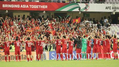 Đội tuyển Việt Nam làm gì trong khi Triều Tiên ngăn Lebanon