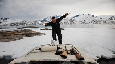 Cư dân Greenland 'gồng mình' đối phó biến đổi khí hậu