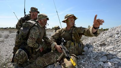 Anh huy động quân dự bị đề phòng bất ổn sau Brexit