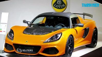 Xe thể thao Anh Lotus sẽ sản xuất ở Trung Quốc