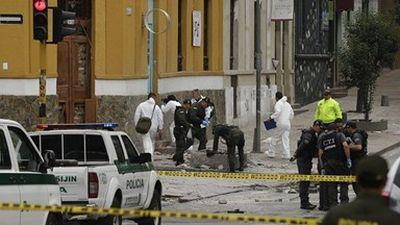 Học viện Cảnh sát Nhân dân của Colombia, nhiều người chết