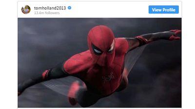 'Spider-Man: Far From Home': Tom Holland cảm ơn người hâm mộ vì đã ủng hộ trailer mới!