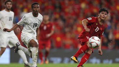 Asian Cup: AFC xóa video phản cảm về siêu phẩm của Quang Hải