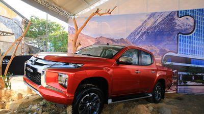 Mitsubishi Triton 2019 về VN thiếu trang bị so với bản Thái Lan