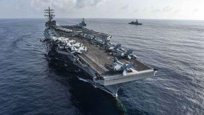 Mỹ có thể điều tàu sân bay đi qua eo biển Đài Loan