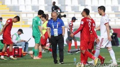Tuyển Việt Nam đấu Jordan: Khó rồi, HLV Park Hang Seo!