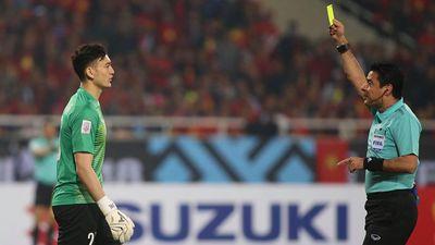 Trọng tài bắt chung kết AFF Cup 2018 cầm còi trận Việt Nam vs Jordan