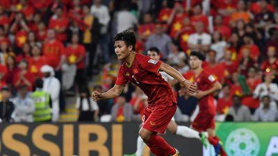Quang Hải và những ngôi sao trẻ tỏa sáng ở Asian Cup