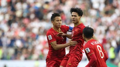 Xem lại màn bùng nổ của Công Phượng với bàn gỡ hòa 1-1 trận Việt Nam vs Jordan