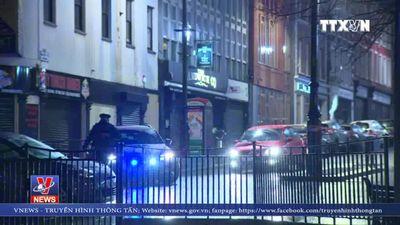 Anh: Nổ nghi do đánh bom xe tại Bắc Ireland