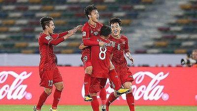 Những khoảnh khắc khiến người hâm mộ bóng đá 'phát cuồng' trong trận Việt Nam - Jordan