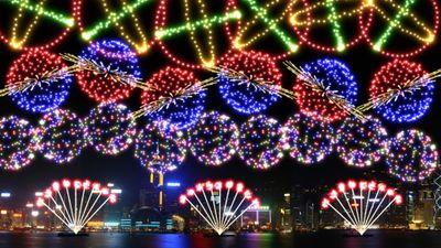 Hong Kong sẽ bắn 4,5 tấn pháo hoa dịp Tết Nguyên đán Kỷ Hợi