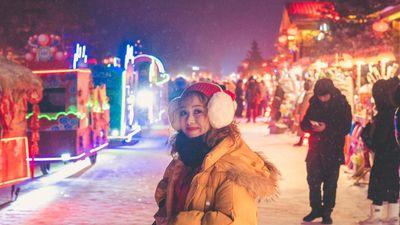 Lạc tới 'thiên đường tuyết trắng' đẹp nhất Trung Quốc