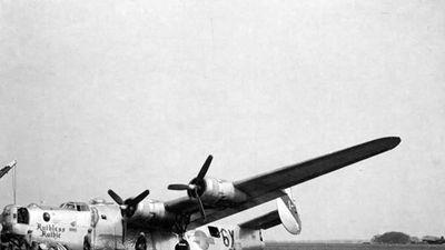 Không quân Đồng minh và những kỷ lục trong CTTG 2