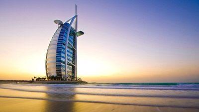 Đi Dubai xem Việt Nam đá tứ kết và ngắm những tòa nhà 'kịch độc'