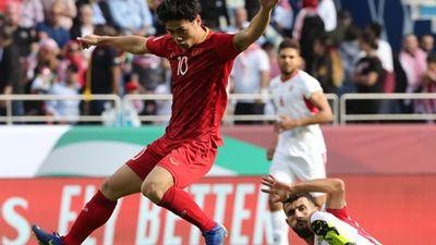 ĐT Việt Nam thăng tiến 'thần tốc' trên BXH FIFA sau khi thắng Jordan