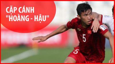Fan bóng đá phát cuồng vì 'đôi cánh Hoàng Hậu' của đội tuyển Việt Nam
