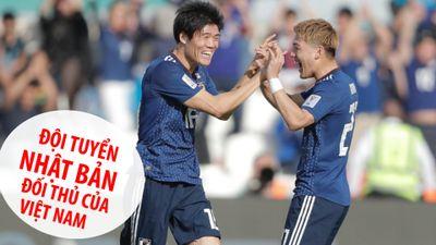 Nhật Bản trở thành đối thủ của Việt Nam tại tứ kết Asian Cup 2019