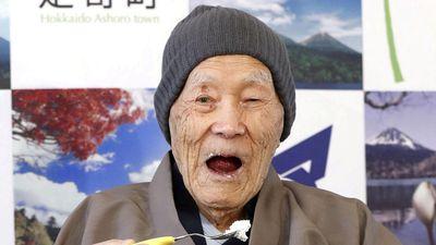 Cụ ông lớn tuổi nhất thế giới qua đời, thọ 114 tuổi