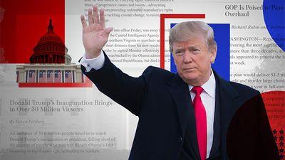 Sau 2 năm làm tổng thống, có điều gì vẫn không thay đổi ở ông Trump?