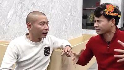Xuân Bắc, Tự Long, Công Lý vừa tập Táo quân vừa phỏng vấn 'người thân' thủ thành Lâm tây