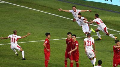 Bàn thắng của Jordan sai luật, Việt Nam đáng ra thắng trong 90 phút