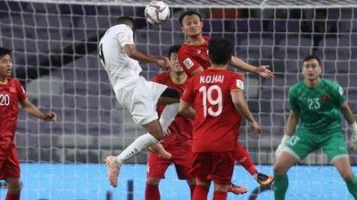 Chuyên gia: 'Bàn thắng mở tỷ số của đội tuyển Jordan là không hợp lệ'