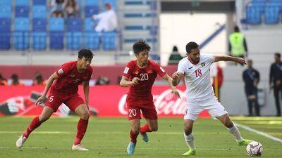 Báo Ả Rập viết về trận Jordan thua Việt Nam: Thật xấu hổ