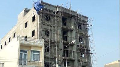 Rơi từ tầng cao công trình khách sạn, 3 công nhân tử vong thương tâm