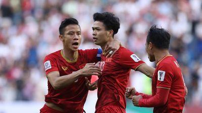 Cầu thủ Việt Nam gây sốt với 'khẩu hiệu' ăn mừng trên mạng xã hội