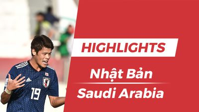 Highlights Asian Cup 2019: Nhật Bản 1-0 Saudi Arabia