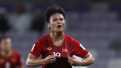 Quang Hải được cổ động viên bình chọn hay nhất vòng bảng Asian Cup