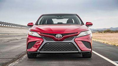 Toyota Camry mới sẽ ra mắt Việt Nam vào tháng 4/2019?