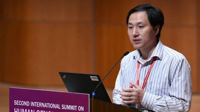 Trung Quốc lên án nhà khoa học chỉnh sửa gien phôi thai là 'hám danh lợi'