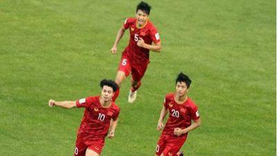 Báo Hàn Quốc: 'Việt Nam đủ sức cạnh tranh suất dự World Cup 2022'