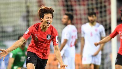 Hàn Quốc phải nhờ tới bàn thắng hiệp phụ để thắng Bahrain