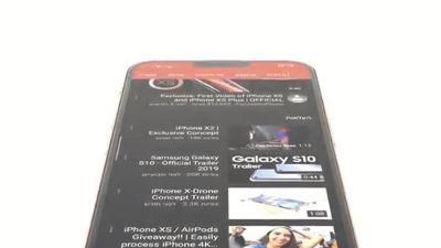 Hé lộ hình ảnh đầu tiên của iPhone 11 qua ConceptioniPhone