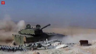 Quân đội Syria đập tan một cuộc tấn công trên địa phận tỉnh Idlib