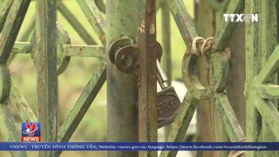 Xông vào ngân hàng cướp tiền giữa ban ngày tại Thái Bình