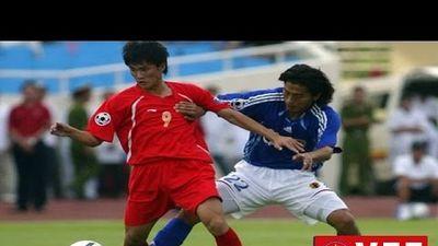 Clip: Cuộc đọ sức giữa ĐT Việt Nam và ĐT Nhật Bản ở Asian Cup 2007
