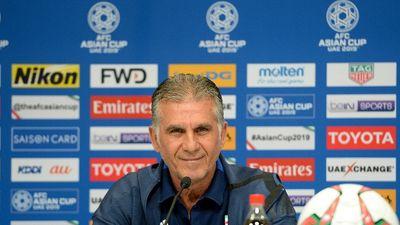 HLV Queiroz: 'Trung Quốc là đội bóng mạnh nhưng chúng tôi đã sẵn sàng'