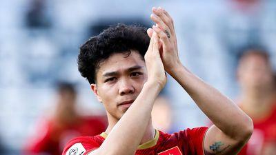 Công Phượng chia sẻ điều gì trước trận đấu với Nhật Bản?
