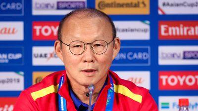 HLV Park: 'Không lo lắng VAR, Việt Nam chỉ cần chơi tốt trước đối thủ'