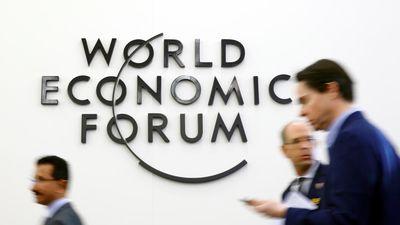 Davos vắng bóng các ông lớn