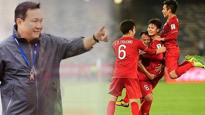 'Nhật Bản đẳng cấp nhưng Việt Nam của HLV Park tràn đầy tự tin'.