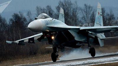 Tiêm kích Su-27 của Nga 'truy đuổi' máy bay Thụy Điển ngay sát biên giới