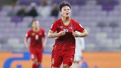 Quang Hải từng sút tung lướt Nhật Bản trong trận đấu quan trọng ở ASIAD