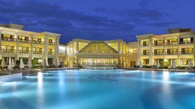 Trước giờ bóng lăn, tranh thủ khám phá khách sạn có giá 13 triệu/đêm - nơi thầy trò HLV Park Hang Seo đóng quân ở Dubai