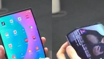 Xiaomi ra video tiết lộ điện thoại linh hoạt gấp đôi màn hình